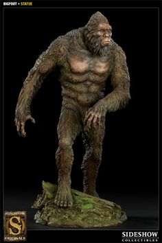 Sideshow Collectibles - Bigfoot Statue