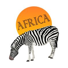 Check out this awesome 'Zebra+in+Africa+Design' design on Unique T Shirt Design, Custom T, Design Design, Shirt Designs, Africa, Awesome, Check, Shirts, Dress Shirts