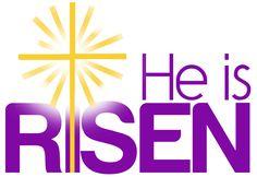 Religious Easter Sunday Clip Art - ClipArt Best