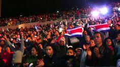 Juegos Centroamericanos San José, Costa Rica  2013, via YouTube.