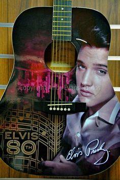 Elvis Presley Graceland Exhibition O2 Arena photograph picture poster art print #elvispresley #elvis #picoftheday #art