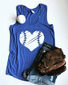 About Women Baseball Tanktop This tank top is Made To Order, we print one by one so we can control the quality. We use DTG Technology to print Women Baseball Tanktop Softball Shirts, Sports Shirts, Softball Stuff, Baseball Mom Shirts Ideas, Dodgers Shirts, Softball Mom, Baseball Videos, Baseball Stuff, Volleyball