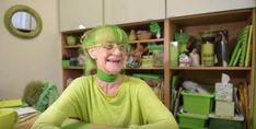 Miss Green, a mulher que se veste de verde há 20 anos - greenMe.com.br