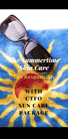 This sun care package contains our SPF 30 Sunscreen After Sun, Cbd Hemp Oil, Health Tips For Women, Sun Care, Enjoying The Sun, Sunscreen, Spectrum, Lotion