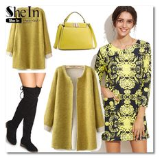 """""""Shein #3/2"""" by s-o-polyvore ❤ liked on Polyvore featuring WithChic"""
