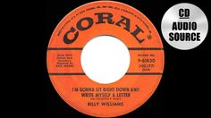 1957 HITS ARCHIVE: I'm Gonna Sit Right Down And Write Myself A Letter - ...