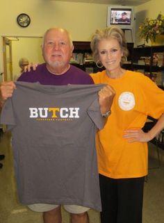 College T shirt winner