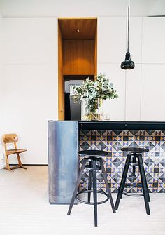 Here's the Secret to Not Spending Too Much on Expensive Tile