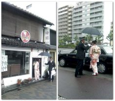 MK taxi provides door to door umbrella service