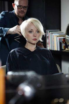 Helen George Haircuts