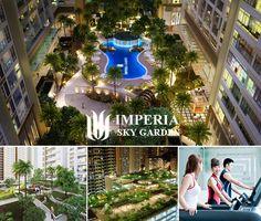 Imperia Sky Garden – không gian sống đẳng cấp phía Đông Nam Hà Nội