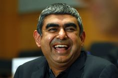 Indian IT outsourcer Infosys names new CEO