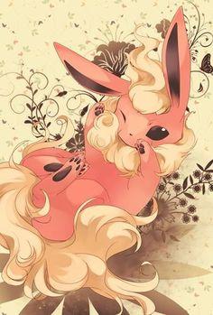Eevee evolutions are so cute pokemon