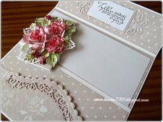 Ślubne kopertówki z kieszonką na pieniążki i kwiatkami mojej produkcji. Dziękuję Wam za odweidzinki i...