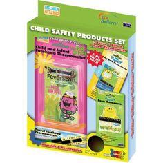 Child Safety Set, Multicolor