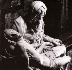 Michelangelo's Pieta in St. Peter's Basilica Vatican City