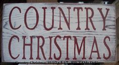 Country Christmas #TAMsDeSigns