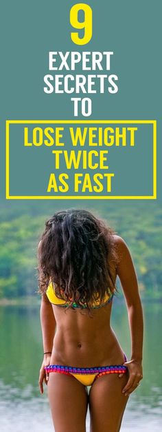 9 experts secrets to burn fat faster