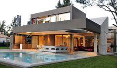 Resultado de imagem para casas contemporaneas