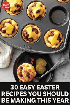 These Easy Easter Recipes Are All You Need This Year Easy Easter Recipes, Spring Recipes, Easter Brunch, Asparagus, Main Dishes, Breakfast Recipes, Dinners, Fresh, Desserts