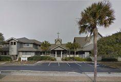 My Mom's Church. Sullivans Island Sc, Sunrise, Beach, Water, Outdoor Decor, Home, Gripe Water, The Beach, Ad Home