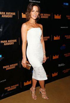 Kate Beckinsale à la première de Macbeth | Clin d'oeil