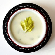 Celery Soup by dbcurrie -  love to make this esp with chives and dill. when I'm more hungry, i add toast croutons!