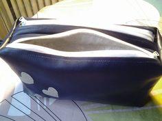 Trousse Zip-Zip cousue par Anne-Marie - patron trousse compartimentée Sacôtin