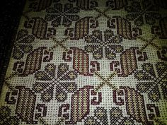 Beaded Embroidery, Bohemian Rug, Cross Stitch, Quilts, Rugs, Flowers, Gold, Decor, Pattern