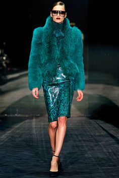 Gucci - Fall 2011 Ready-to-Wear - Look 3 of 51