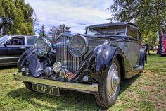 1938 Bentley 4 1/4 Litre Sport Saloon