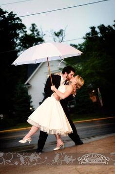 Under my umbrella. Photo by: FRP