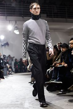 Raf Simons Fall/Winter 2013