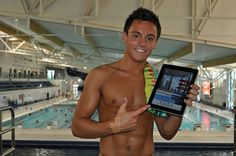 Tom Daley... actually perfect