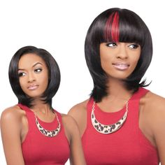 Outre 100% Remy Human Hair Weaving Velvet Clip-in Duby Top Piece 6