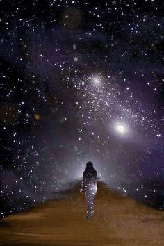L' universo è dentro e fuori di noi... siamo fatti di pianeti ❤
