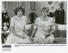 BEVERLY ARCHER VICKI LAWRENCE MAMA'S FAMILY ORIGINAL 1988 NBC TV PHOTO #Photos