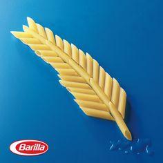 Creatività a tavola con la #pasta #Barilla!