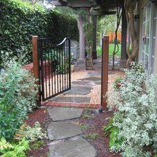 landscape by Verdance Fine Garden Design