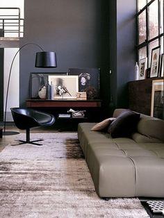 Foscarini twiggy floor light stunning interior (http://www.cimmermann.co.uk/product/foscarini_twiggy_floor_light/)