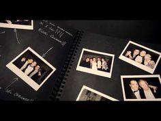 Wedding Polaroid Guestbook Tuscany