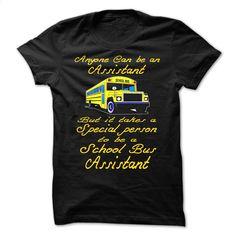 School Bus Assistants T Shirt, Hoodie, Sweatshirts - silk screen #clothing #T-Shirts