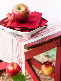 """Gallery """"Autumn decor with apples""""-06"""