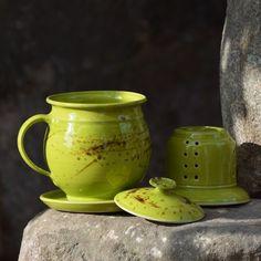 Hrnek Bylinka s podšálkem 900 ml - Jarní louka Moscow Mule Mugs, Soul Food, Tableware, Dinnerware, Tablewares, Dishes, Place Settings