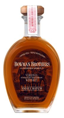 My dad found this distillery randomly and it is good but it hits you up front like the review suggests   Bowman Brothers Virginia Whiskey Review