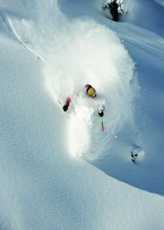 #Skiing -- Find articles on adventure travel, outdoor pursuits, and extreme sports at http://adventurebods.com