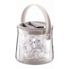 Bodum - Cool Ice Double Walled Ice Bucket Ivory 1.5Ltr AU$29