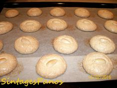 Greek Sweets, Greek Desserts, Greek Recipes, Biscuits, Muffin, Food And Drink, Cooking Recipes, Bread, Breakfast