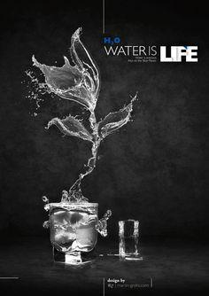 Design You Trust. - 20 Fantastic Artwork Of Water Photo Manipulation