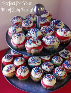 10 Sweet Recipes for Independence Day – 4th of July